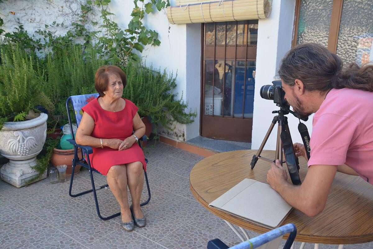 Entrevista Memoria Lobo