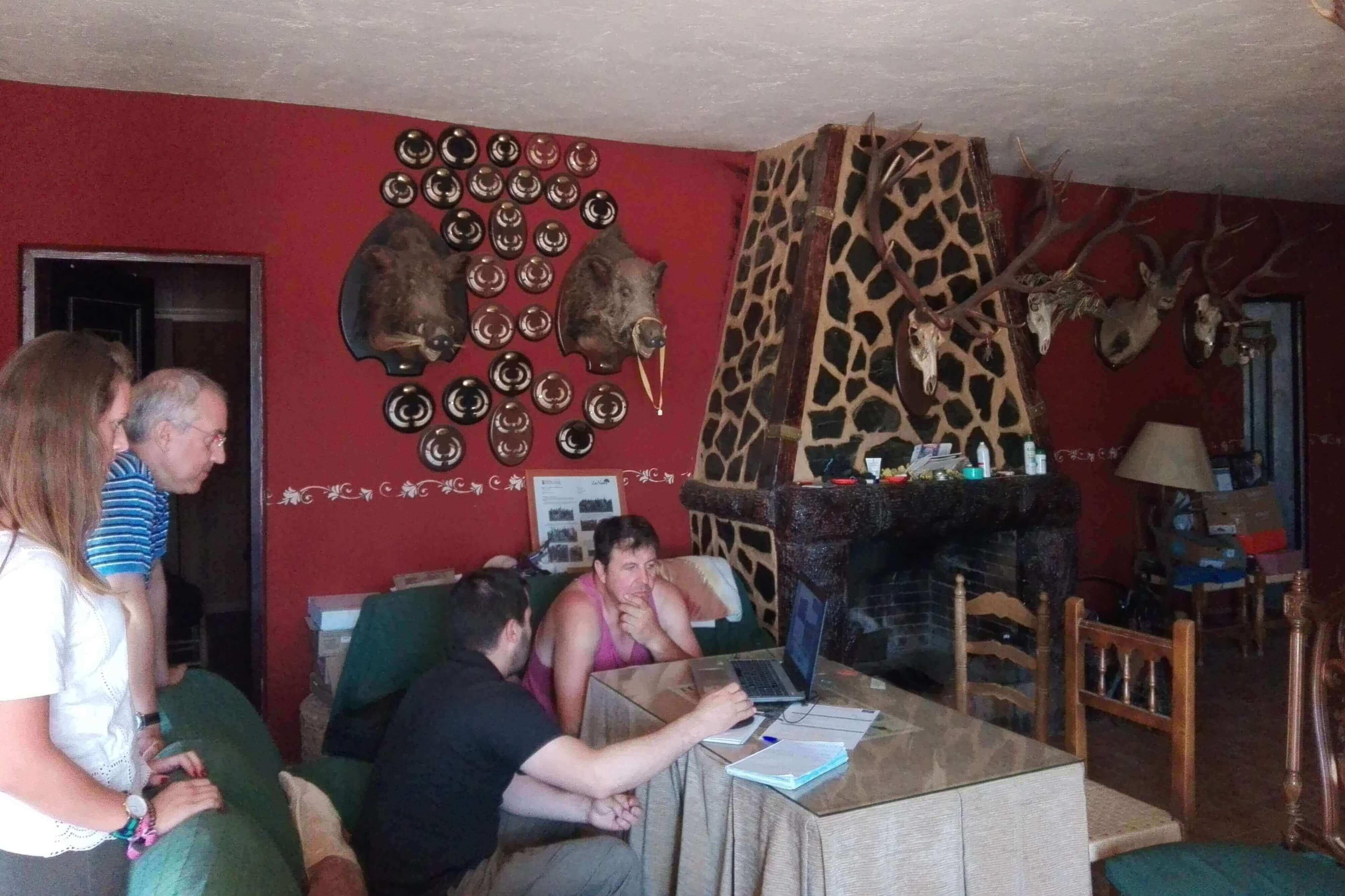 Entrevista ganadero Andújar