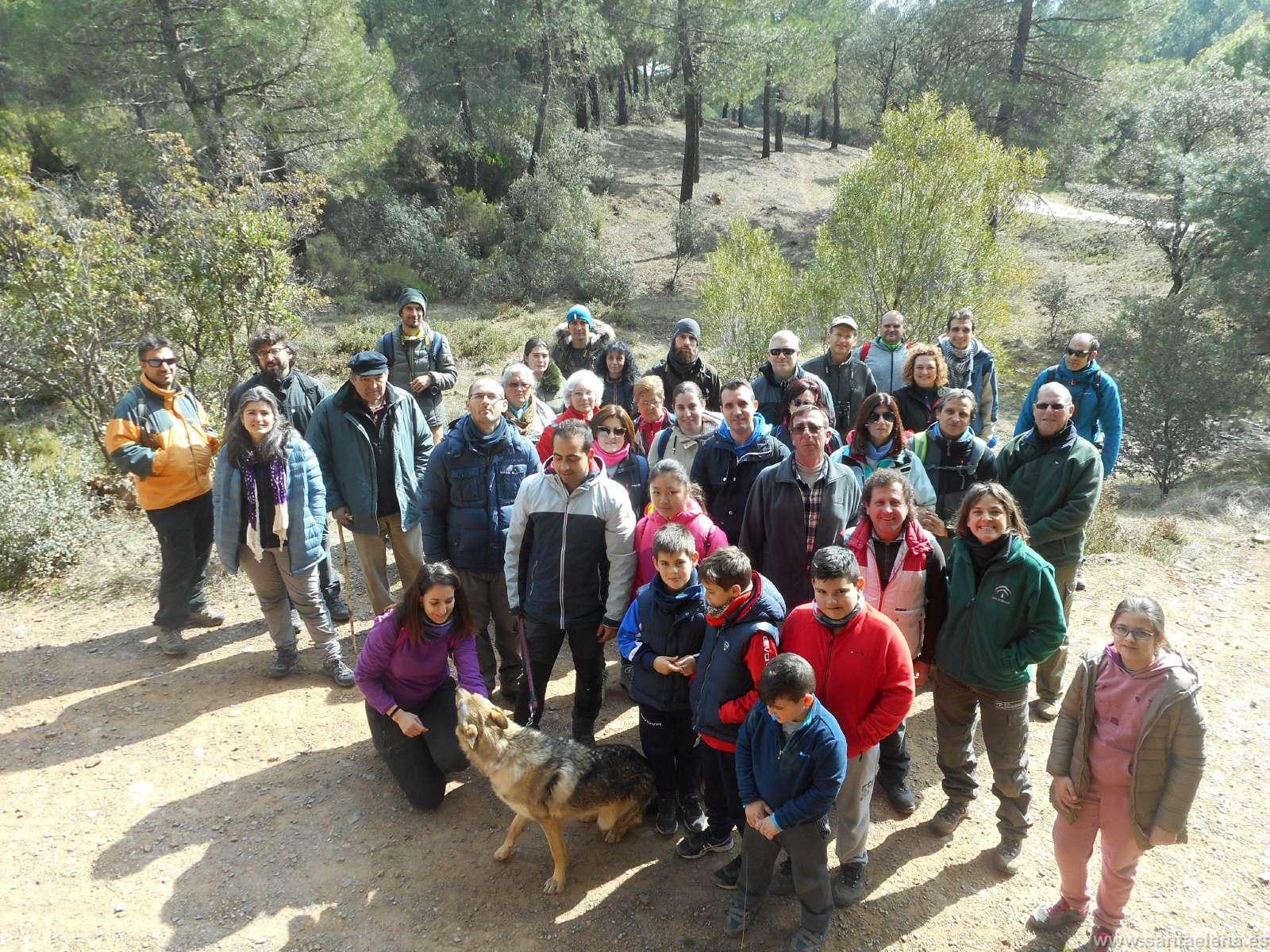 Ruta Parque Natural Despeñaperros