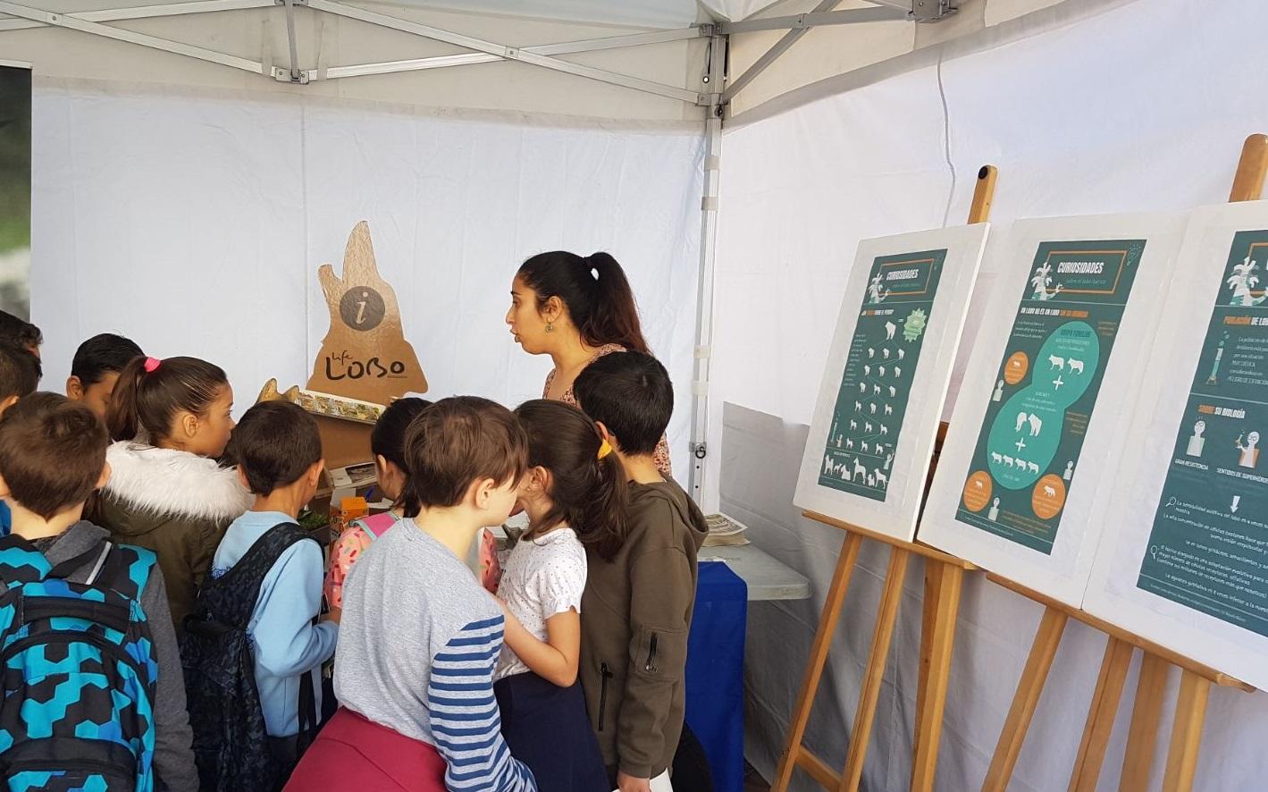 Life Feria Ciencia Andújar