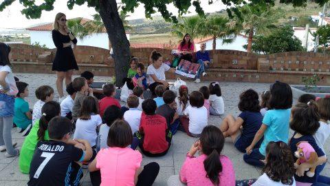 Día libro colegio Espiel