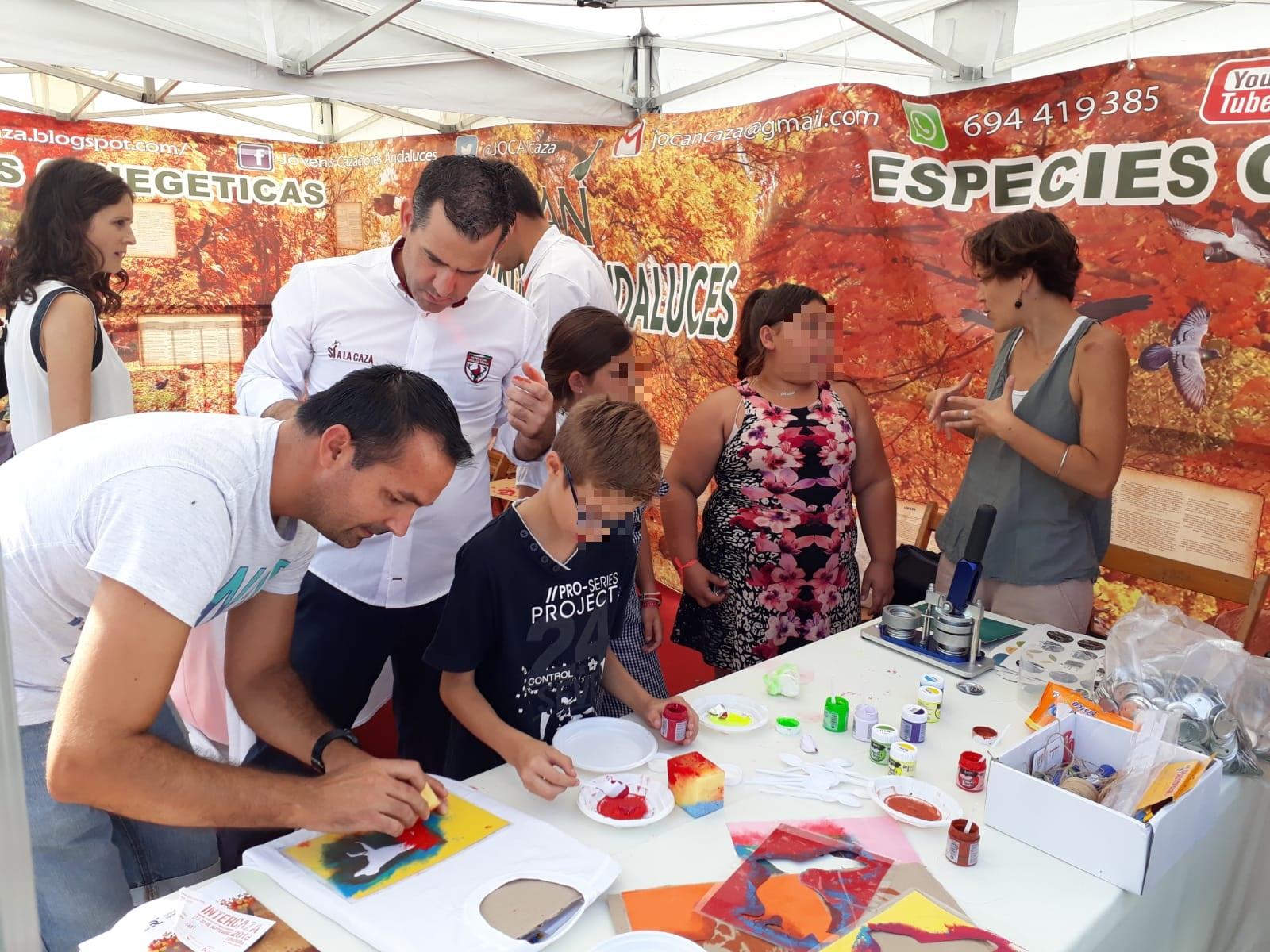 Life Lobo en Feria Intercaza 2018