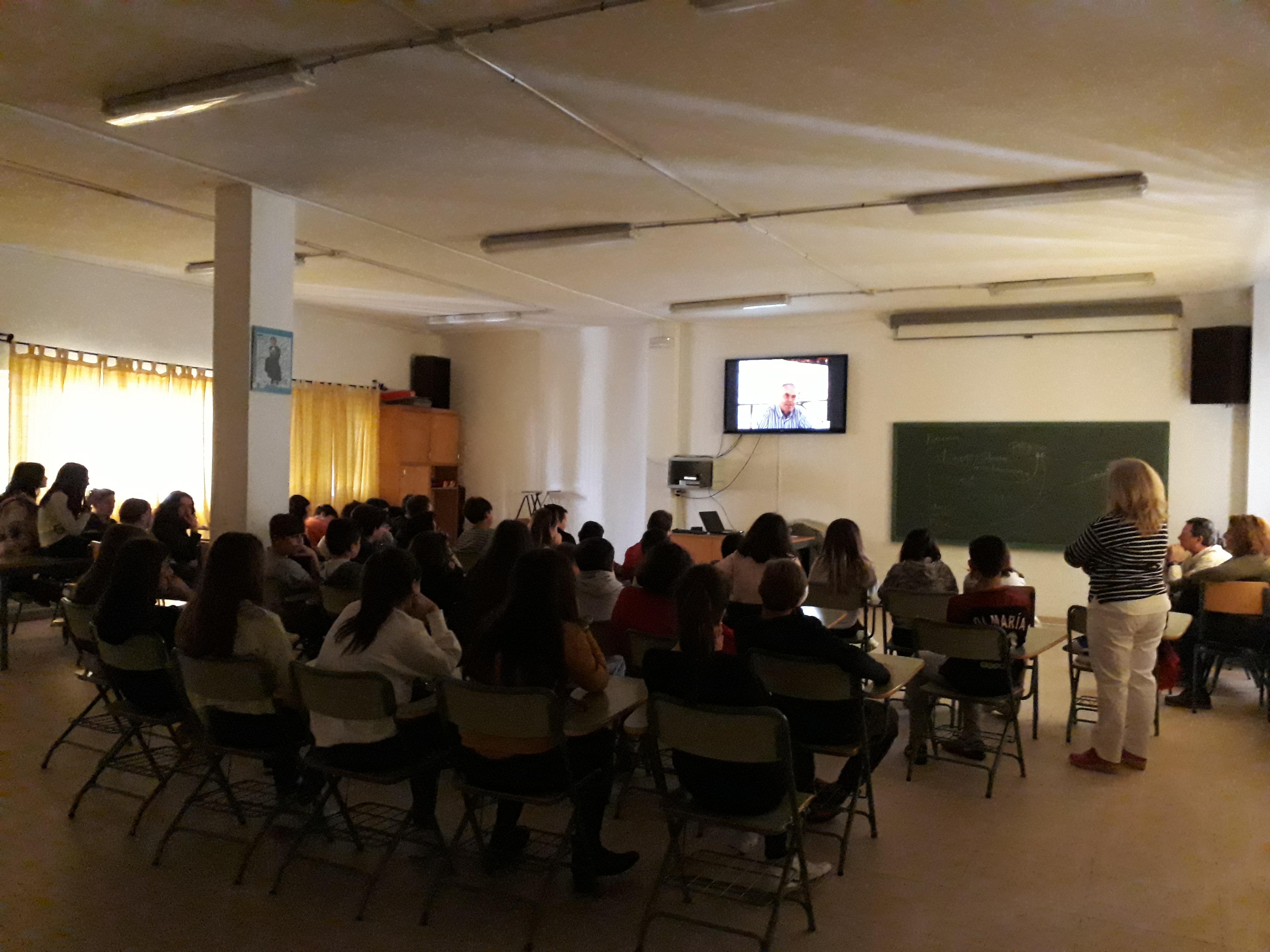 Colegio San Isicio