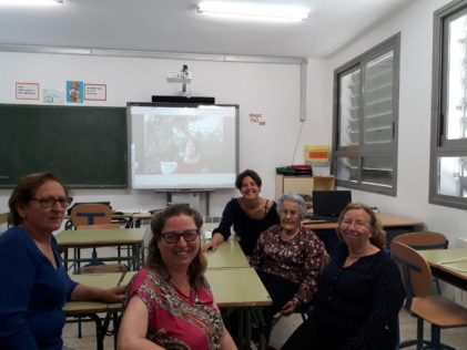 Charla Escuela Adultos Cerro Muriano
