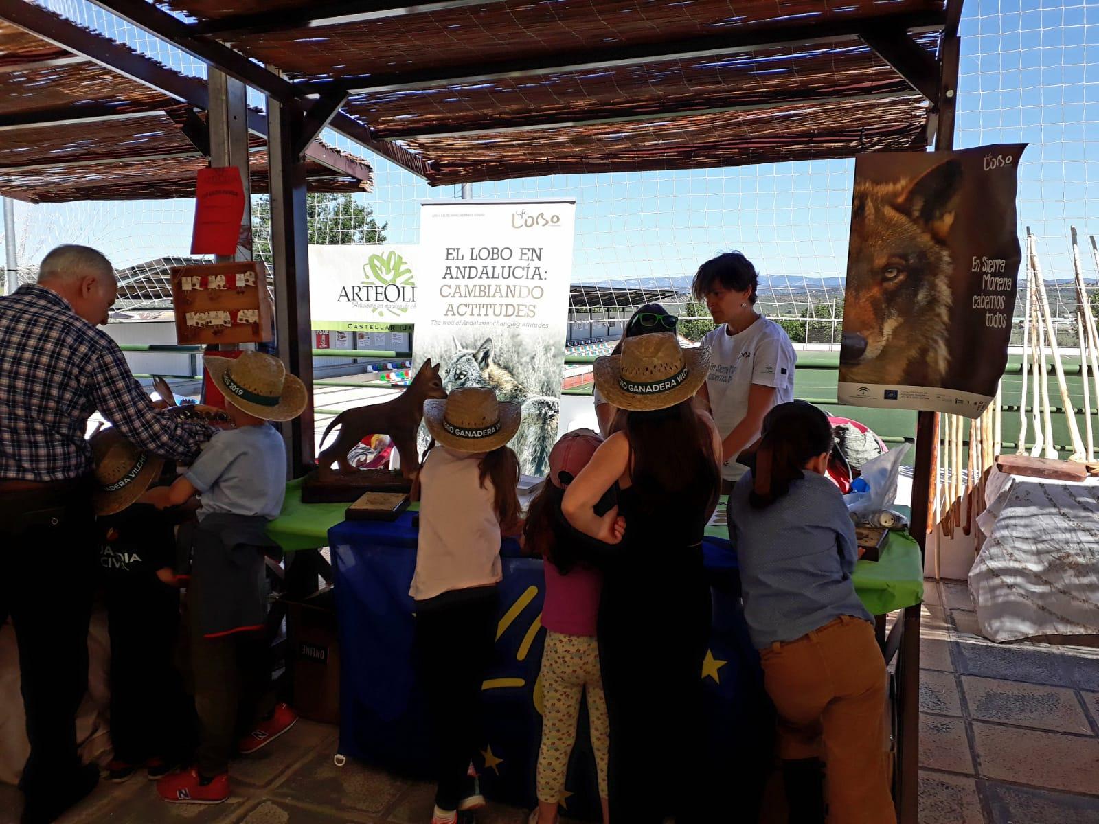 Feria de ganadería de Vilches