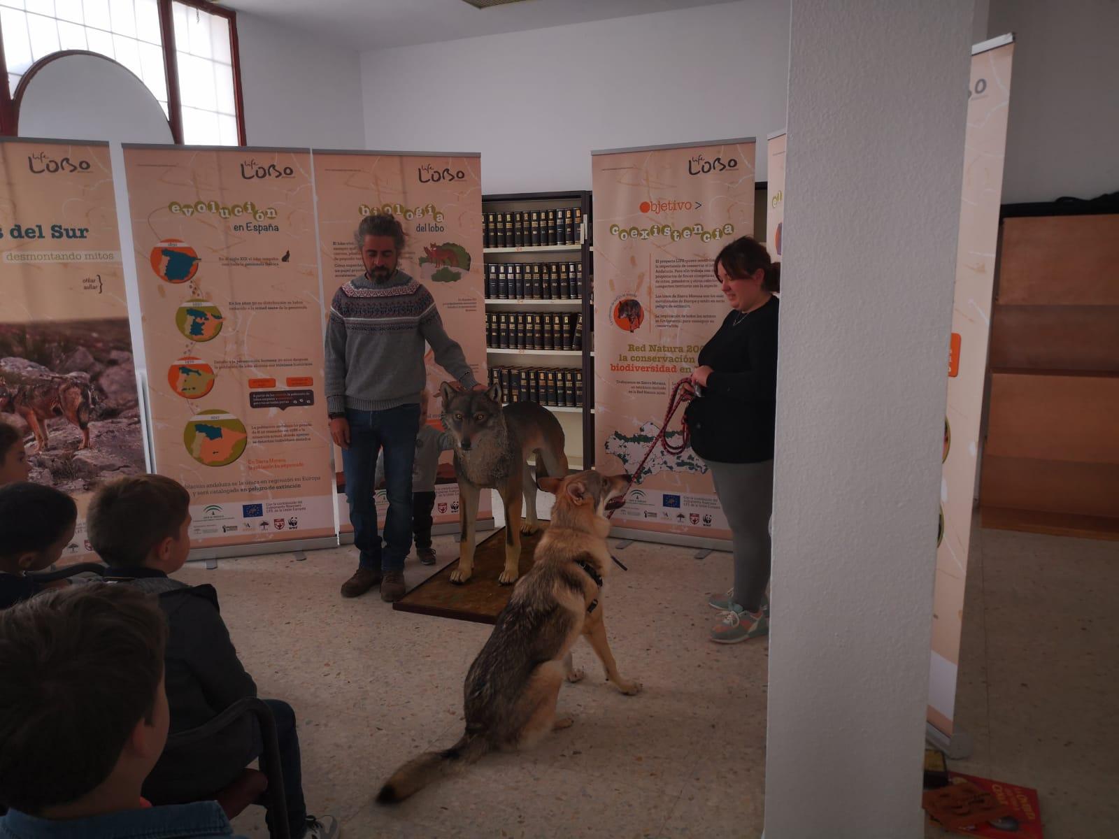 Visita Otila en Santa Elena