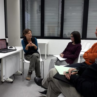 Actividad de formación del profesorado del CEP de Peñarroya-Pueblonuevo